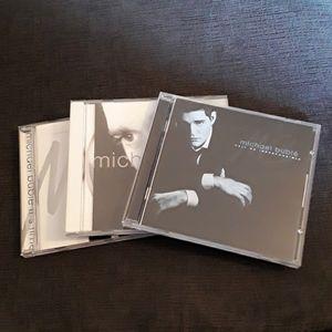 Michael Bublé CDs (3)